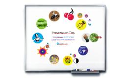 Presentation Tips(프레젠테이션 유용한 팁)