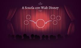 A Scuola con Walt Disney