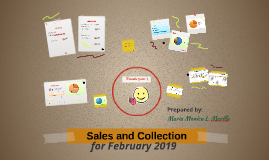 Sales and Collection