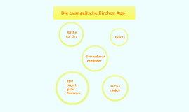 Kirchen App