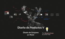 Diseño de Productos V