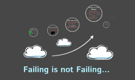 Failing is not Failing...