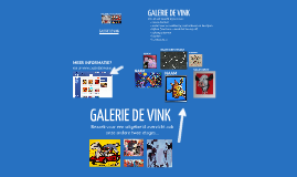 Copy of Galerie de vink