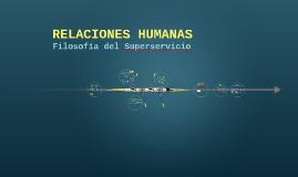 Copy of RELACIONES HUMANAS