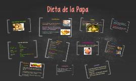 Dieta de la Papa