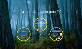 Ar-condicionado para PC