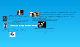 Buying Conflict Free Diamonds