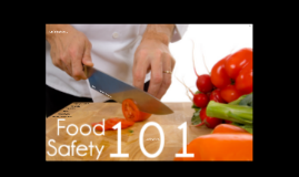 Copy of Level One Cert Food Safety 101: Safety and First Aid- Ky DoE