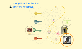The KEY to SUCCESS is a POSITIVE ATTITUDE