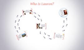 Who Is Lauren?