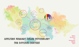 APPLYING COLOR PSYCHOLOGY FOR DAYCARE CENTERS