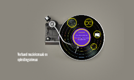 Verband muzieksmaak en opleidingsniveau