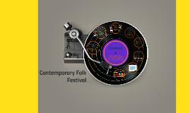 Festival Folclor Contemporaneo