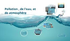 Copy of Pollution des sols et de l'eau
