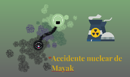 Accidence nuclear de Mayak