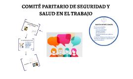 Copy of Presentación  COPASST