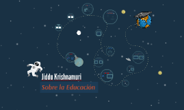 Jiddu Krishnamuri