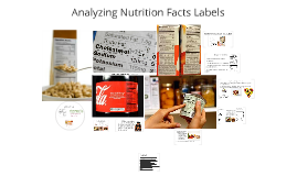 7.NPA.1.2 Analyzing Nutrition Facts Labels
