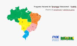 Programa Nacional de Tecnologia Educacional - ProInfo