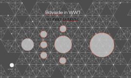 Bayside in WW1