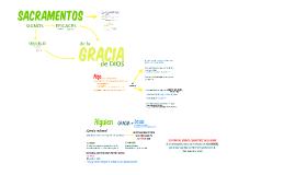 SACRAMENTOS + GRACIA