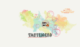 TasteMe3D prezi