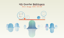 15/16 - 4th Quarter Bellringers