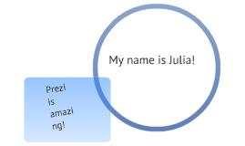 Julia's Prezi