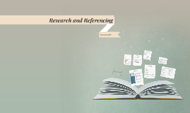 Research and Referencing L4