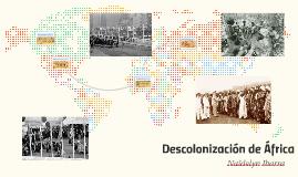 Descolonización de África