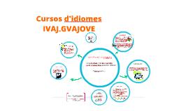 Copy of VULL FER UN CURS D'IDIOMES