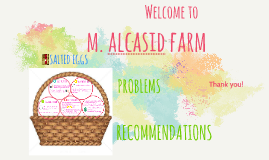 M. ALCASID FARM