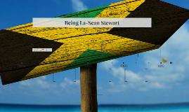Being La-Sean Stewart