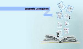 Copy of Baldomero Lillo Figueroa