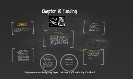 Chapter 70 Funding