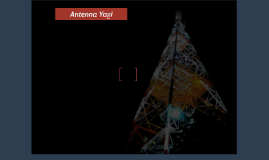 Antenna Yagi