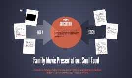 Copy of Family Movie Presentation: Soul Food