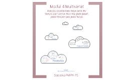 Modul 4 Multivariate Kelompok 7