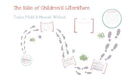 ENGB2035: Victorian Children's Lit