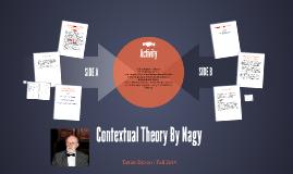 Contextual Theory By Nagy