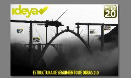 Detalles del SEGUIMIENTO DE OBRAS 2.0.