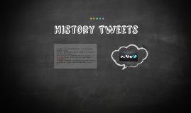 History Tweets