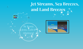 Jet Streams, Sea Breezes, and Land Breezes
