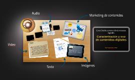 Curso Diseño y desarrollo de recursos digitales