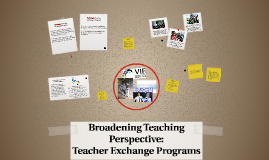 Copy of Copy of Broadening Teaching Perspective: