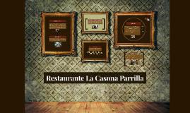Restaurante Casona Parrilla