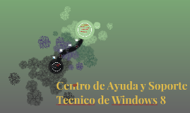 Centro de Ayuda y Soporte Tecnico de Windows 8