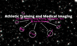 Athletic Training - Medical Imaging