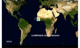 CAMPANHA GUINÉ-BISSAU