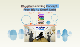 Phygital Learning Concept: